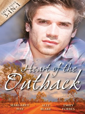 cover image of Heart of the Outback--Volume 2--3 Book Box Set