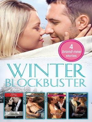 cover image of Winter Blockbuster 2014--4 Book Box Set