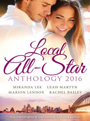 cover image of Local All-Star Anthology 2016--4 Book Box Set