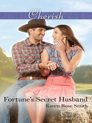 cover image of Fortune's Secret Husband