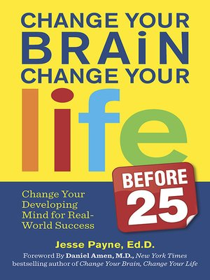 cover image of Change Your Brain, Change Your Life (Before 25)