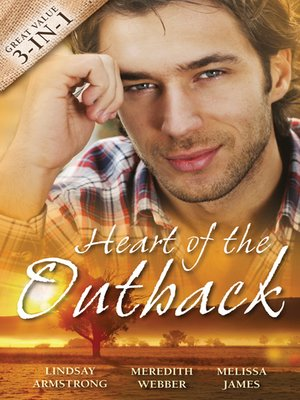cover image of Heart of the Outback--Volume 1--3 Book Box Set