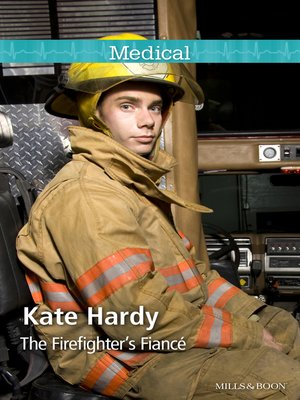 cover image of The Firefighter's Fiance