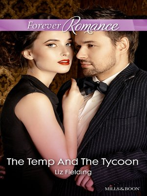 cover image of The Temp and the Tycoon