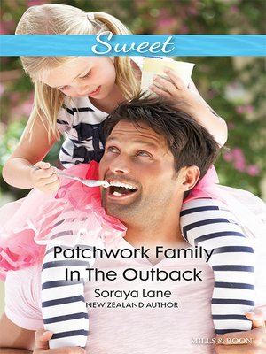 cover image of Patchwork Family In the Outback