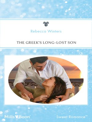 cover image of The Greek's Long-Lost Son