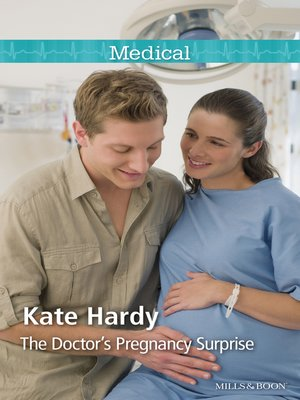cover image of The Doctor's Pregnancy Surprise