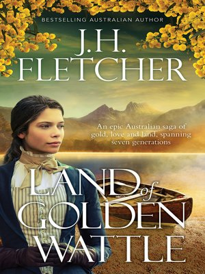 cover image of Land of Golden Wattle