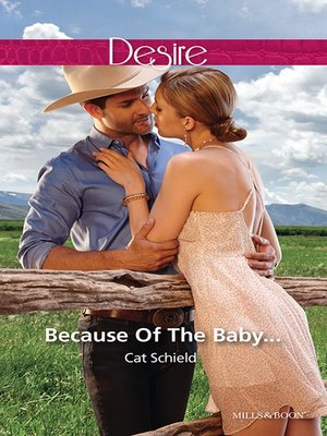 cover image of Because of the Baby...