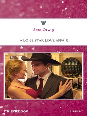 cover image of A Lone Star Love Affair