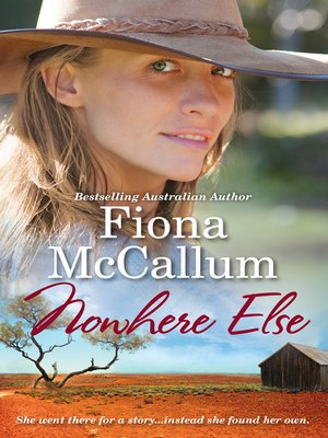 cover image of Nowhere Else