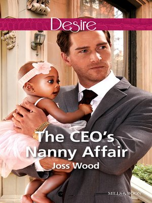 cover image of The Ceo's Nanny Affair