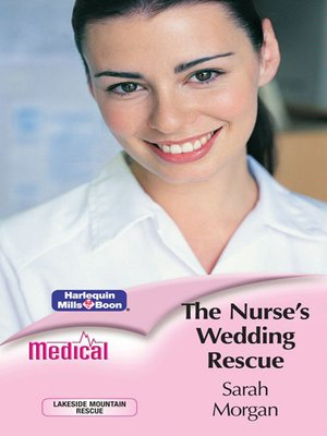 cover image of The Nurse's Wedding Rescue