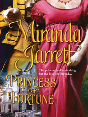 cover image of Princess of Fortune