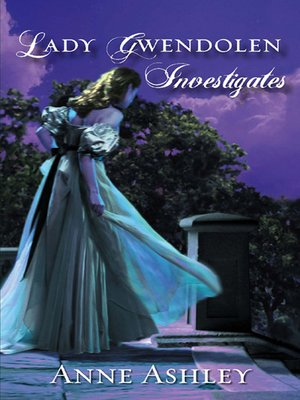 cover image of Lady Gwendolen Investigates