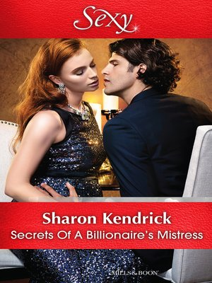 cover image of Secrets of a Billionaire's Mistress