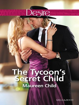 cover image of The Tycoon's Secret Child