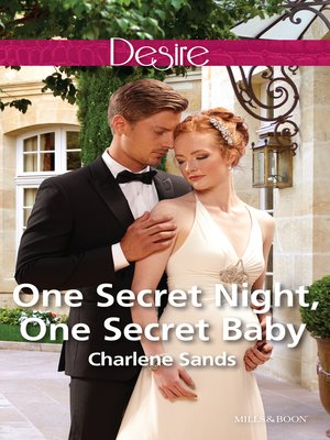 cover image of One Secret Night, One Secret Baby