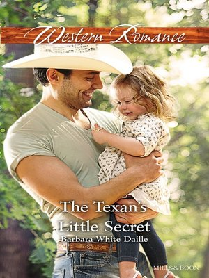 cover image of The Texan's Little Secret