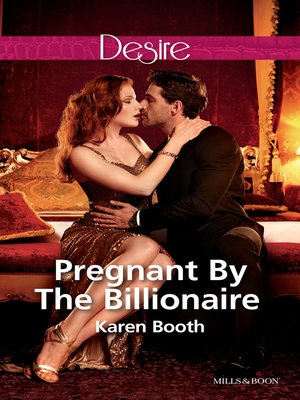 cover image of Pregnant by the Billionaire