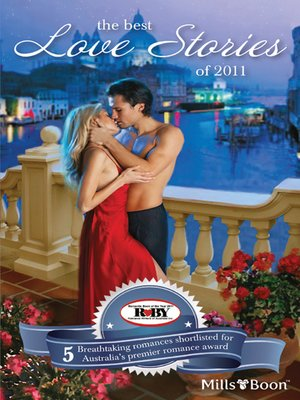 cover image of The Best Love Stories of 2011--5 Book Box Set