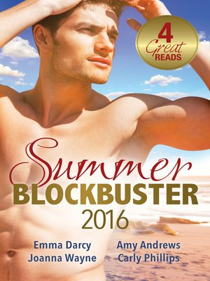 cover image of Summer Blockbuster 2016--4 Book Box Set