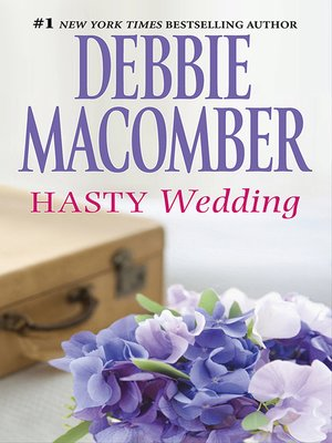 cover image of Hasty Wedding