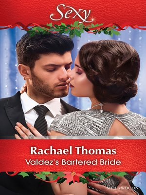 cover image of Valdez's Bartered Bride
