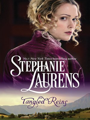 cover image of Tangled Reins
