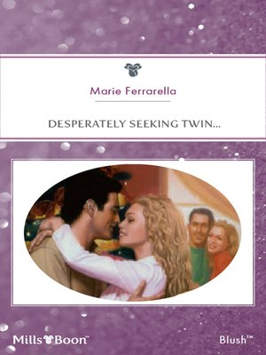cover image of Desperately Seeking Twin...