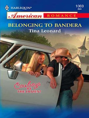 cover image of Belonging to Bandera