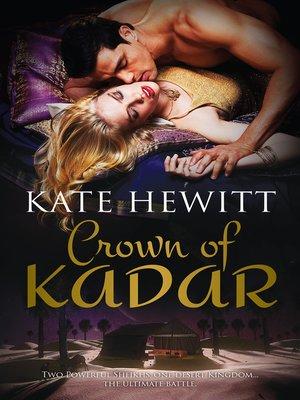 cover image of Crown of Kadar--2 Book Box Set