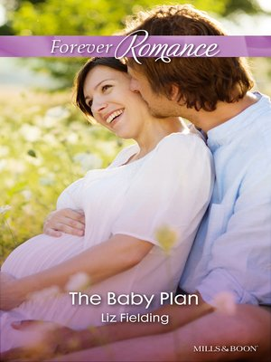 cover image of The Baby Plan