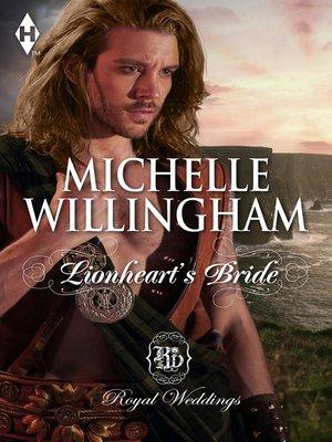 cover image of Lionheart's Bride