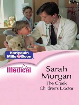cover image of The Greek Children's Doctor
