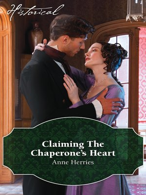 cover image of Claiming the Chaperone's Heart