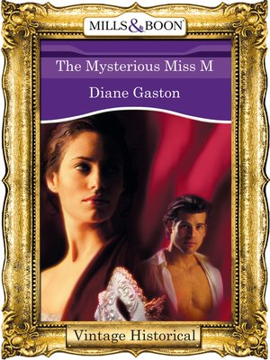 cover image of The Mysterious Miss M