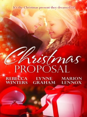 cover image of Christmas Proposals--3 Book Box Set