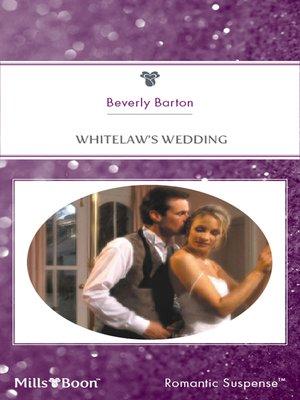 cover image of Whitelaw's Wedding