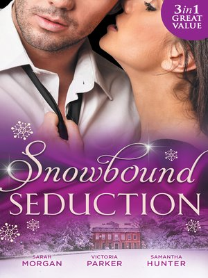 cover image of Snowbound Seduction--3 Book Box Set
