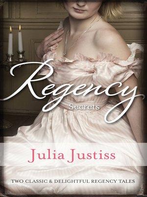 cover image of Regency Secrets