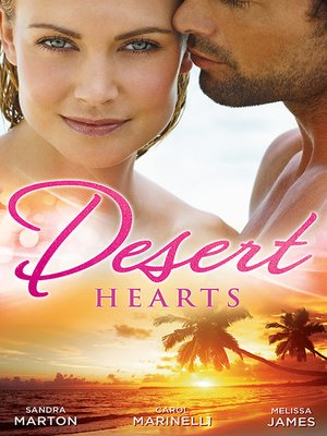cover image of Desert Hearts--3 Book Box Set