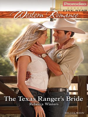 cover image of The Texas Ranger's Bride