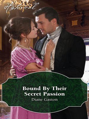 cover image of Bound by Their Secret Passion
