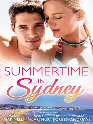 cover image of Summertime In Sydney--4 Book Box Set