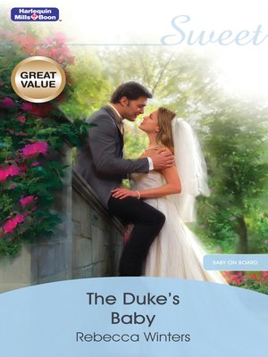 cover image of The Duke's Baby