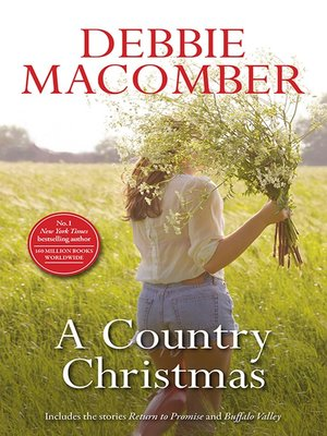 cover image of A Country Christmas/Return to Promise/Buffalo Valley