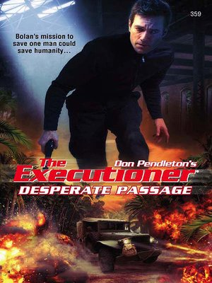 cover image of Desperate Passage