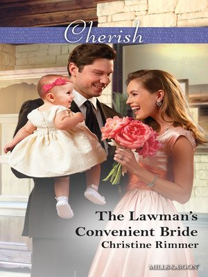 cover image of The Lawman's Convenient Bride