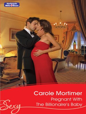 cover image of Pregnant With the Billionaire's Baby